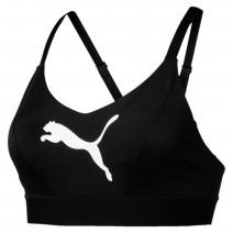 Logo Bra M Puma Black-Puma White