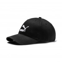 ARCHIVE Logo BB cap Puma Black