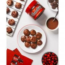 FRUNCHIE Premium Melted CALLEBAUT Chocolate  Cookies