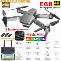 LATEST 4K DUAL CAM FEO RC DRONE WIFI FPV PHANTOM