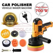 Nexus Car 220V 700W 125MM Car Polisher Car Polish Machine Polishing Adjustable Speed Sanding Waxing Mesin Polish Kereta