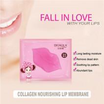 100% ORIGINAL Bioaqua Collagen Lip Mask Lip Care