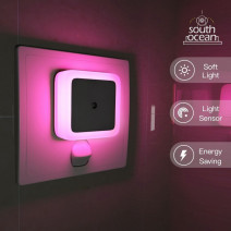 Lampu tidur Motion Sensor Light Lamp Night LED Smart Cabinet Auto On Off for Stair, Bedroom and hallway