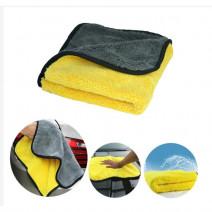 Nexus Car Super Absorbent Car Wash Microfiber Coral Velvet Towel Cleaning Kain Kereta Tuala Kereta