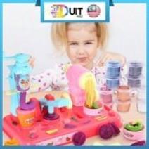 Set Permainan Kanak-Kanak Tanah Liat Play-Doh