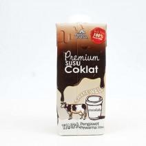Susu Farm Fresh Coklat 1Liter