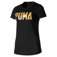 Athletics Tee Puma Black ( 58010651 )