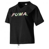 Chase V Tee Puma Black ( 59522101 )