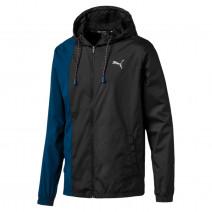 Collective Woven jacket Puma Black-Gibra (51838405)
