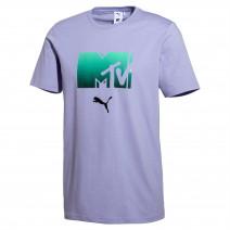 PUMA x MTV Tee Sweet Lavender (57981323)