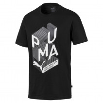 Graphic effect interest Puma Black (58019301)