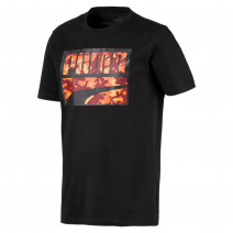 Rebel CAMO filled Tee Puma Black (58055251)