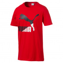Classics Logo Tee High Risk Red (59513247)