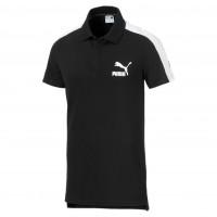Iconic T7 Polo Puma Black (59536701)