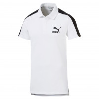 Iconic T7 Polo Puma White (59536702)
