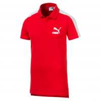 Iconic T7 Polo High Risk Red (59536711)