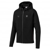 Ferrari Hooded Sweat Jacket Puma Black (59540201)