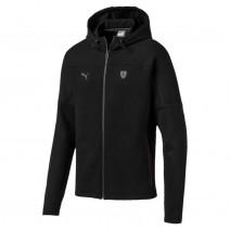 Ferrari Hooded Sweat Jacket Puma Black (59540201)