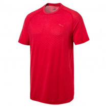 Evostripe Evoknit Tee High Risk Red (85414111)