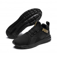 Enzo SL Puma Black-Metallic Gold (19285001)