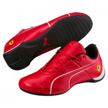SF Future Cat Ultra Jr Rosso Corsa-Puma (30624601)