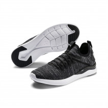 IGNITE Flash evoKNIT Puma Black-Asphalt (19050802)