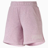 ATHLETICS SHORTS PALE PINK HEATHER (85518021)