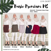 Mini Skirt Basic Premium MS