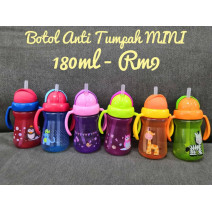 BOTOL ANTI TUMPAH (MINI)