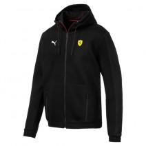 SF Hooded Sweat Jacket Puma Black ( 59543002 )