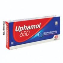 UPHAMOL 650MG